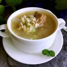霸王超市|冬瓜薏米老鸭汤