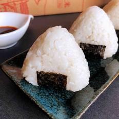 日式三角饭团