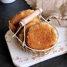 麻酱烧饼(电饼铛)