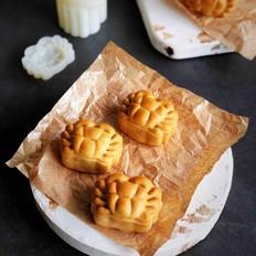 蛋黄月饼(立体螃蟹模)