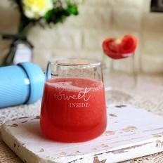 减脂番茄汁