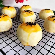 苏式月饼——蛋黄酥