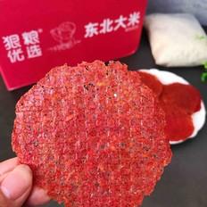 火龙果大米脆片