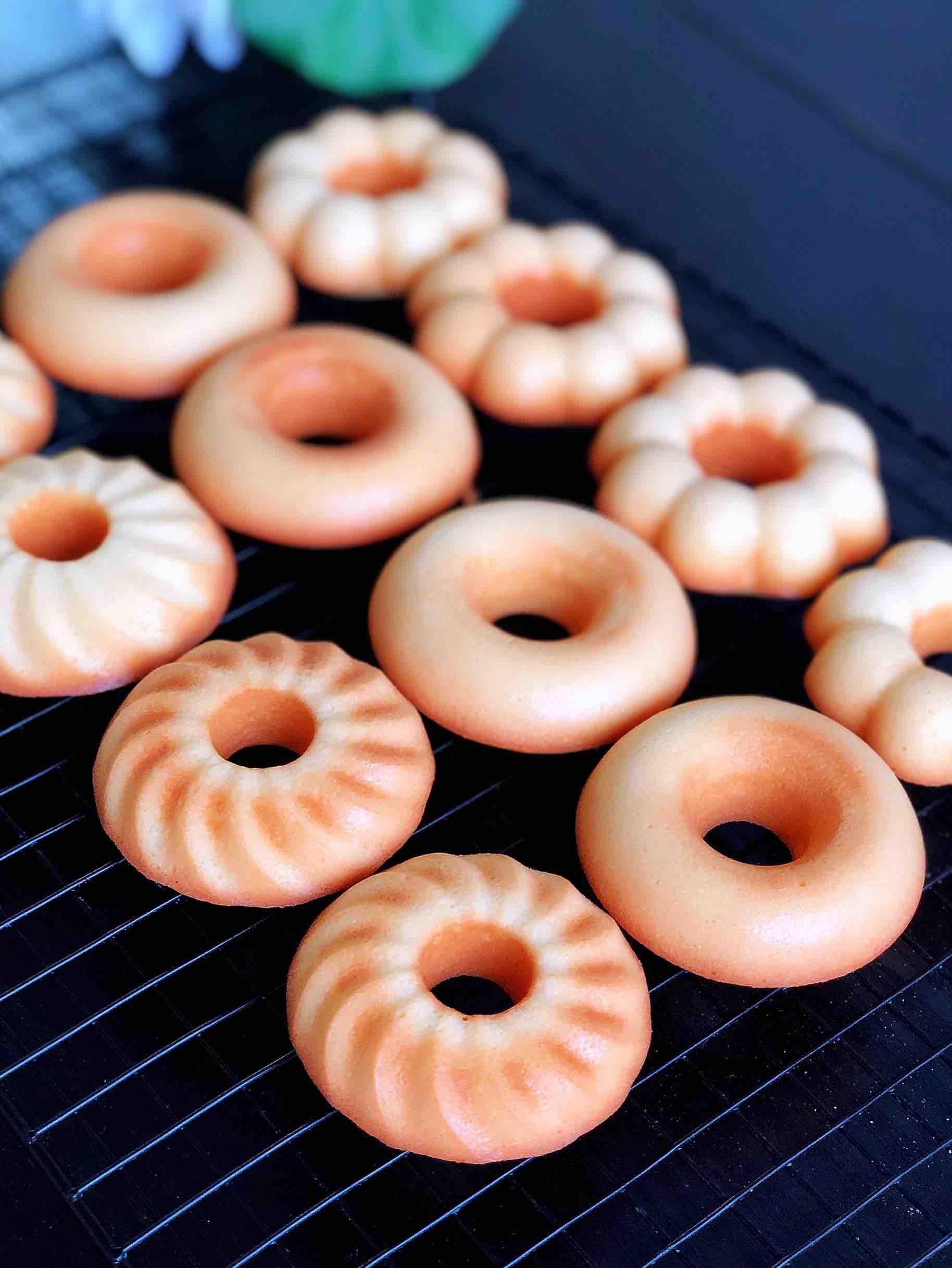 原味甜甜圈(玉米油版)