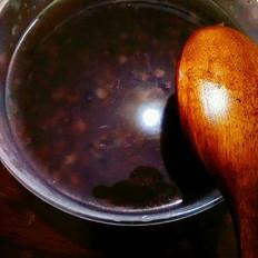 黑米糯米粥