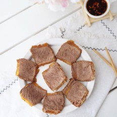 飘香酱牛肉