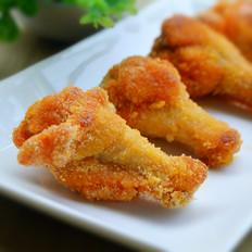 黄金烤鸡腿