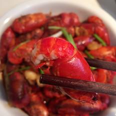 上海香辣小龙虾