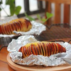 香肠风琴土豆