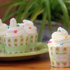 纸杯蛋糕(戚风版)