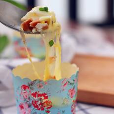 奶酪鸡蛋杯