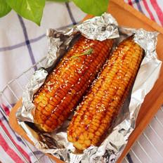 酱香烤玉米