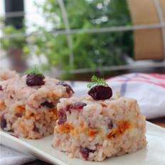 蔓越莓红米饭团