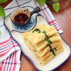 什锦豆腐卷