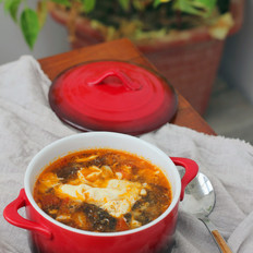 番茄紫菜蛋汤