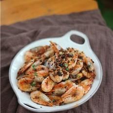 金蒜北极甜虾