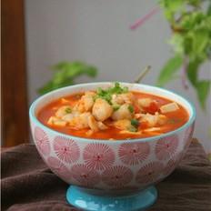 龙利鱼炖豆腐
