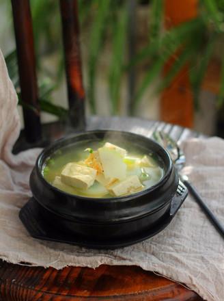 白萝卜豆腐汤的做法