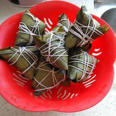 香甜咸蛋粽子