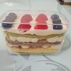 酸甜盒子蛋糕