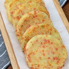 香葱土豆饼