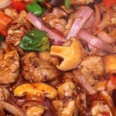 家常炒鸡肉