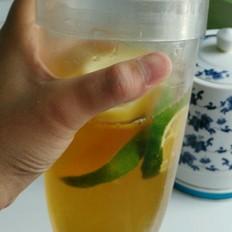 夏日特饮——金桔柠檬汁
