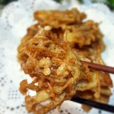 香炸金针菇