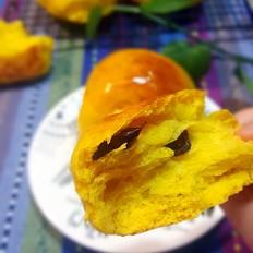 南瓜蔓越莓面包