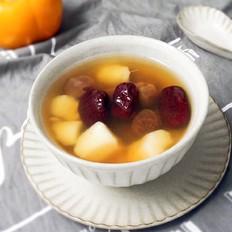 桂圆山药红枣汤