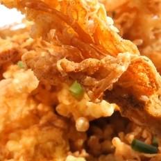 油炸金针菇