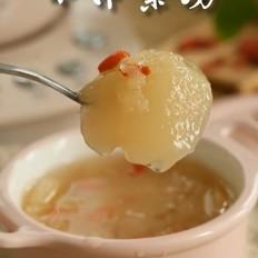 小吊梨汤的做法大全