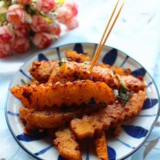 麻辣土豆#午餐#的做法