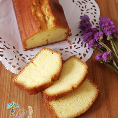 香草磅蛋糕