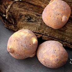 仿真土豆面包的做法