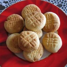 香酥零食:牛奶小饼干