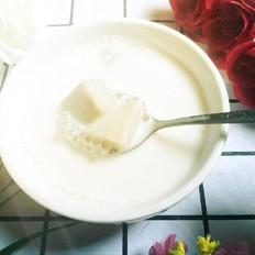 香芋牛奶西米露