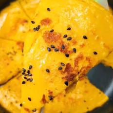奶香南瓜饼(低脂)的做法