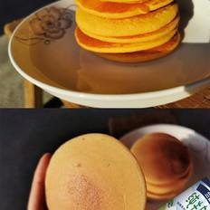 低脂奶香玉米饼