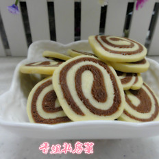 红豆沙圈圈饼