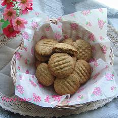 奶茶香酥饼干