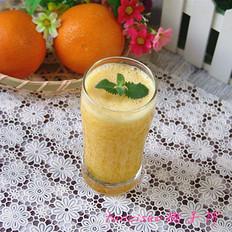 蜂蜜鲜橙汁