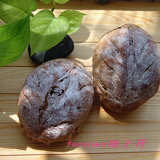 红糖桂圆核桃面包