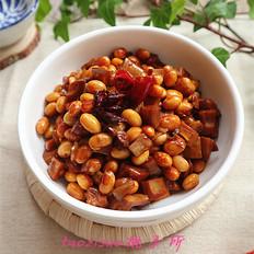 香卤笋豆的做法