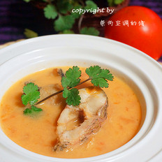 年年有鱼——番茄鱼汤