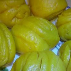 香甜黄金瓜馒头花卷