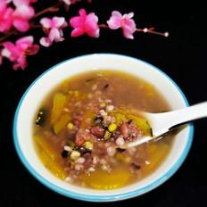 四季养胃南瓜粥的做法