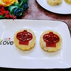 冰皮月饼(红豆沙)