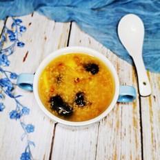 绿豆百合红枣粥