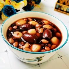 四红汤煮圆子